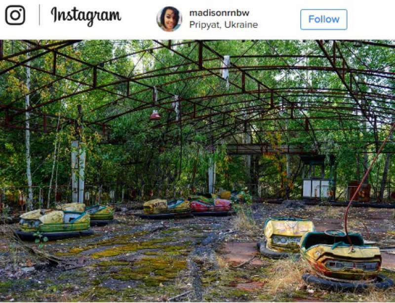 5 Reasons to Learn Ukrainian - Chernobyl