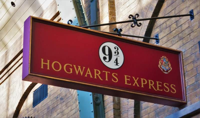 Harry Potter Hogwarts Express