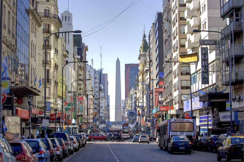 buenos aires argentina spanish travel