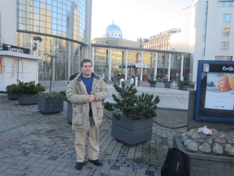Jared Gimbel finnish language