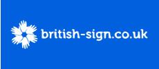 british sign