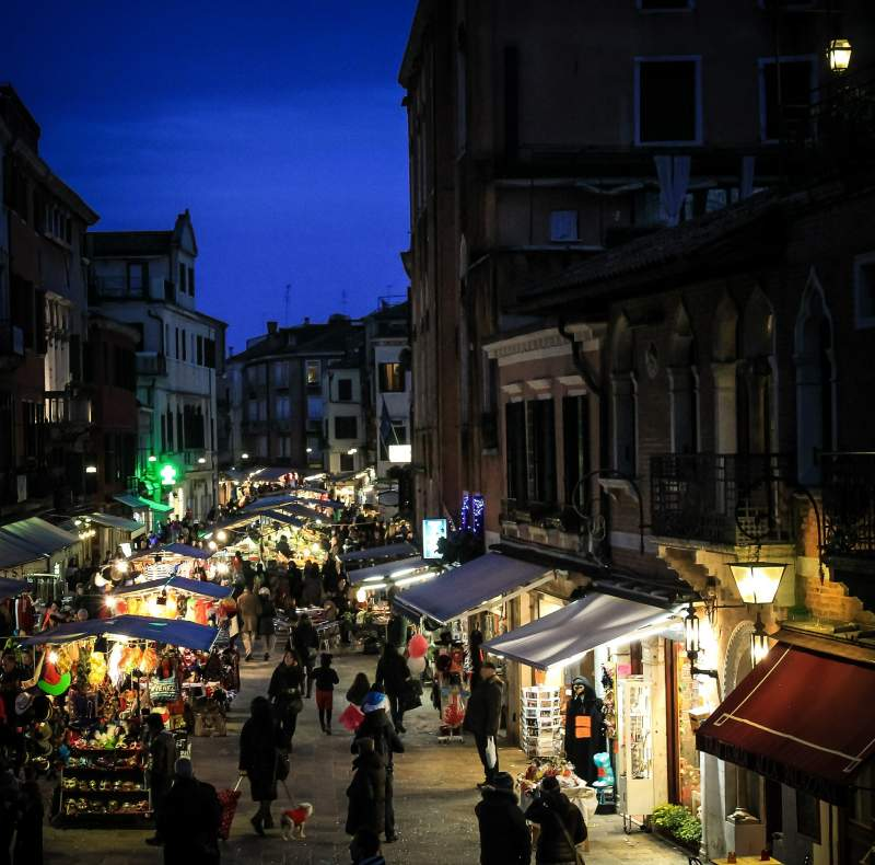 italian past tense in italy