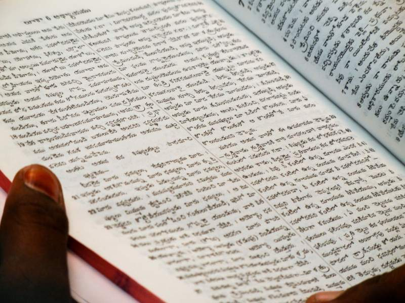 reading language learning