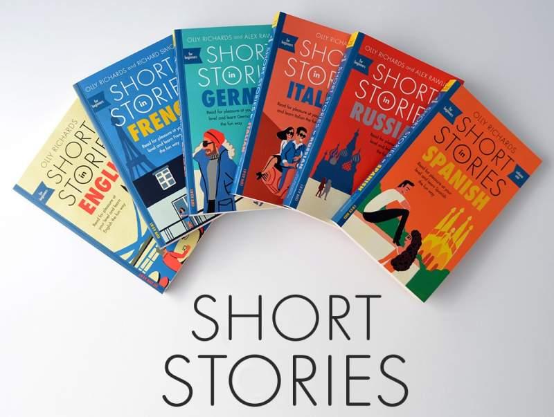 Short Story books