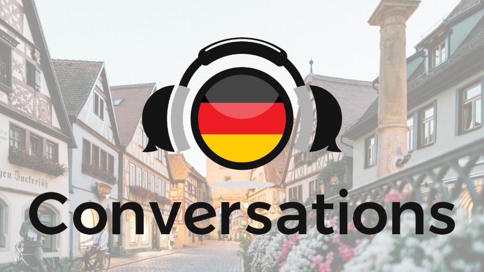 German Conversations