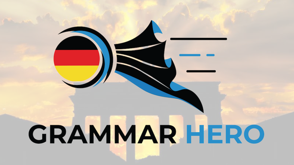 German Grammar Hero