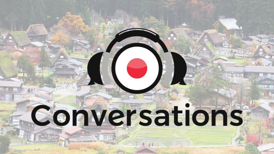 Japanese Conversations