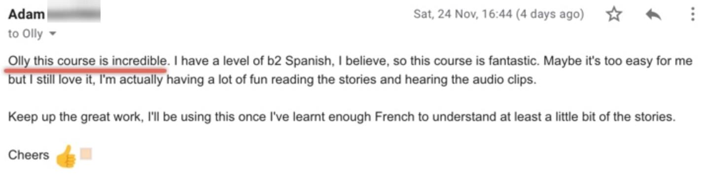 grammar hero spanish