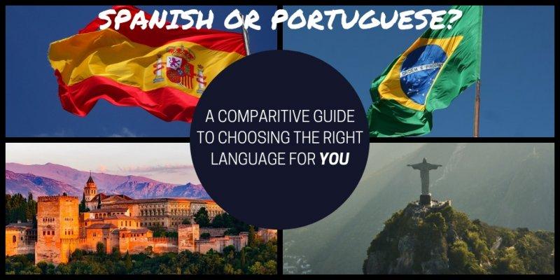 Spanish or Portuguese