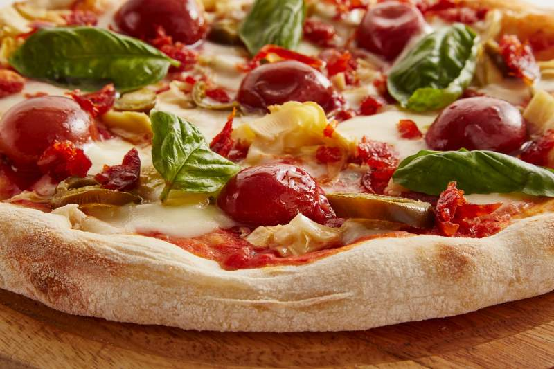Why learn Italian-Italian pizza