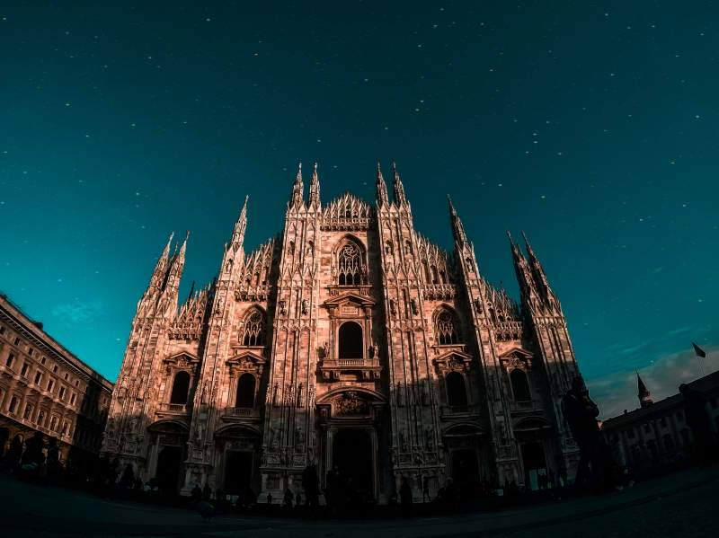 why learn Italian fashion Milan