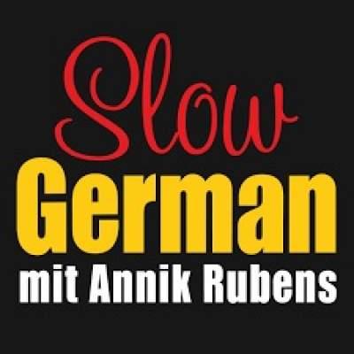 learn German podcast-slow German