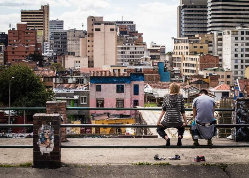 Bogotá, Colombia Colombian slang