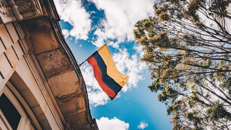 Colombian flag Colombian slang