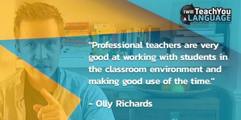 professional teachers